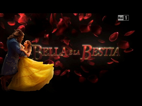 Beauty and the Beast trailer 2017 Disney / Fiction RAI
