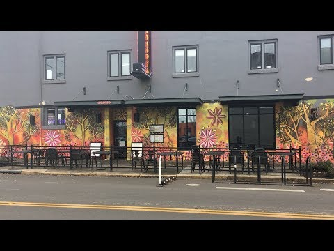 OFL 0310 Beautiful Mural In Downtown Eugene OR (Cornucopia On 5th)