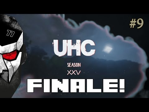 Minecraft Mindcrack UHC 25 - The Race for the Dragon - FINALE!