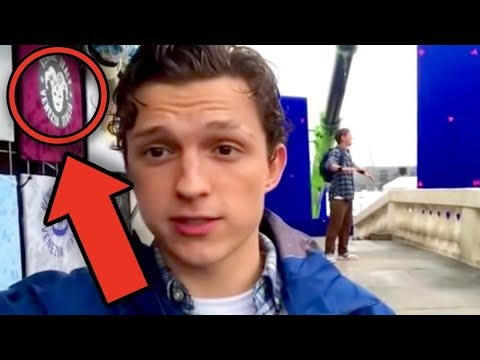 Spider-Man Far From Home SINISTER SIX Revealed?