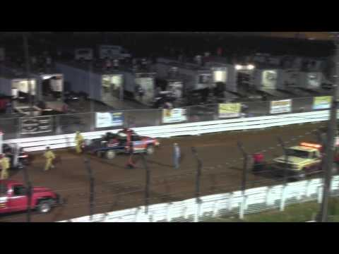 Williams Grove Speedway 410 and 358 Sprint Car Highlights 5-30-14