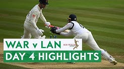 Warwickshire v Lancashire Warks Wrap Up The Victory Day 4 Highlights Bob Willis Trophy Final