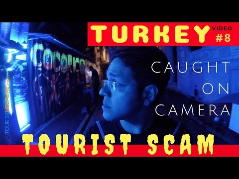 TOURIST TRAPS IN ISTANBUL: Caught on Camera | 'THUGS OF TURKEYstan'! (Taksim Square, Sultan Ahmet)