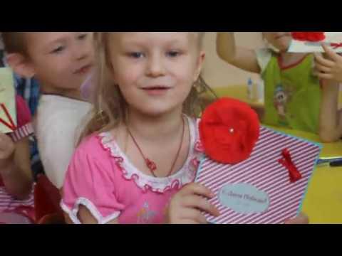 Дети Областного Фтизиатрического санатория поздравляют с Днем Победы!