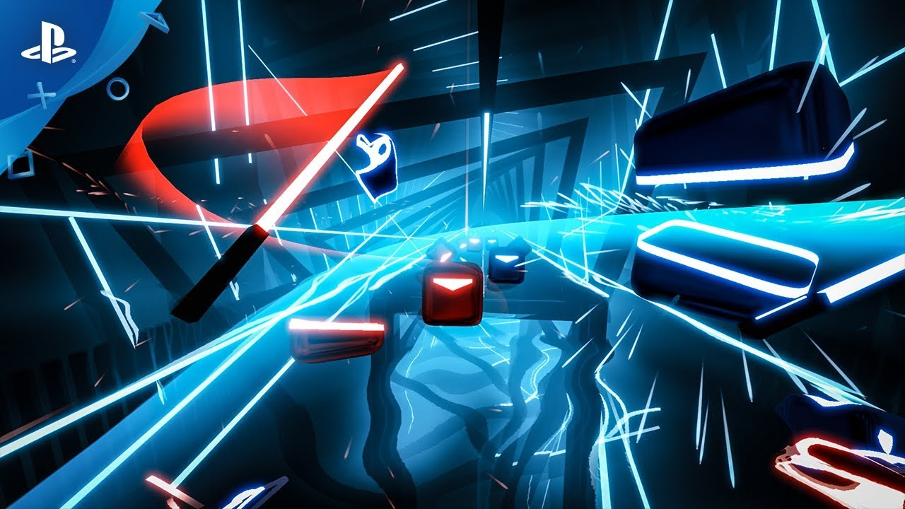Beat Saber E3 reveal trailer - PS VR