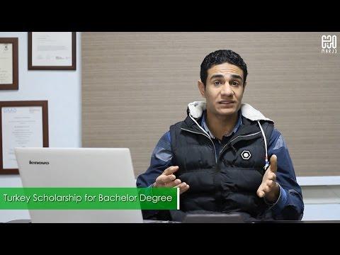 Turkey Scholarship for Bachelor Degree