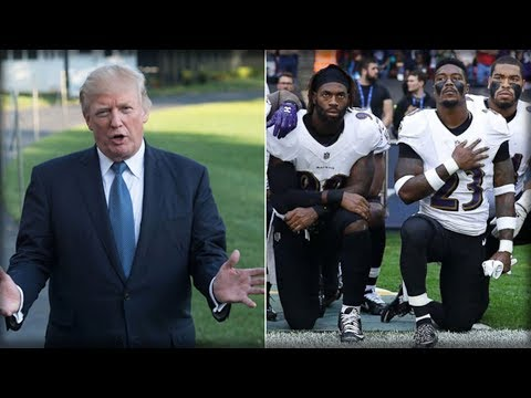 Download Youtube: TRUMP JUST DROPPED A BOMB ON THE NFL WITH ONE GENIUS MOVE THAT WILL SHAME EVERY 'KNEELER'