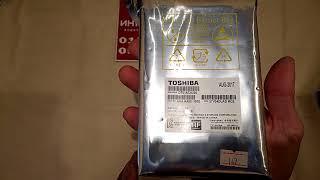 вНУТРЕННИЙ HDD TOSHIBA 3.5'' 2TB SATA 2 (DT01ACA200) в Баку / Bakida