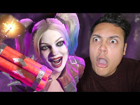 REACTING TO ALL INJUSTICE 2 SUPER MOVES (Injustice 2)