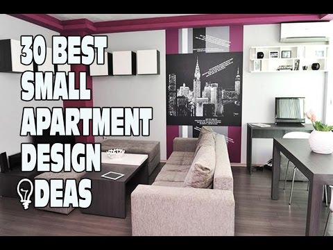 30 Best Small Apartment Design Ideas