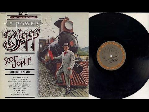 E. Power Biggs (pedal harpsichord) Scott Joplin,  Vol II