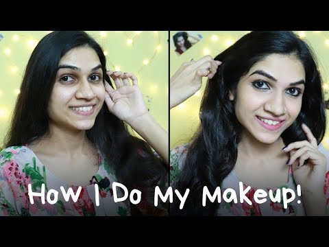 How I Do Makeup Without Foundation | Mayuri Pandey