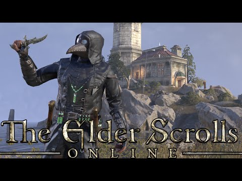 THE ASSASSINATION CONTRACTS (Elder Scrolls Online Dark Brotherhood DLC)