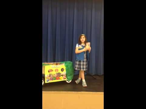 Willow's 2015 Girl Scout Cookie Song