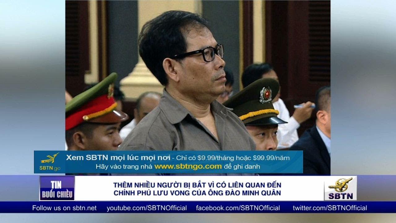 Thêm nhiều người bị bắt vì liên quan đến chính phủ lưu vong của Đào Minh Quân
