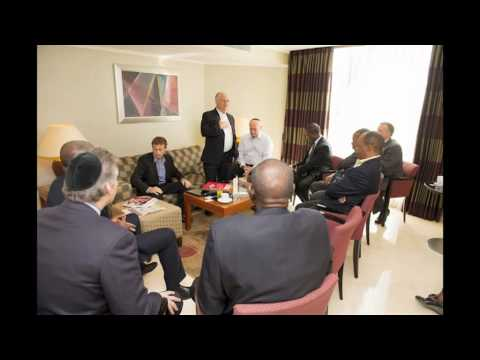Central Bank Governors from Africa visit Israel