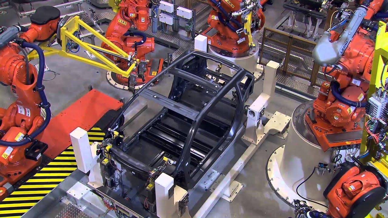 BMW Factory Tour >> BMW i3 Factory Production Tour - YouTube