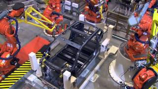 BMW i3 Factory Production Tour(Watch how the new BMW i3 electric car is made from start to finish., 2014-03-14T23:18:11.000Z)