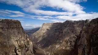 Vikos Canyon ( and surrounding areas )_4K