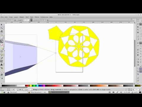 illustrator alternative for linux mint 13 ! - YouTube
