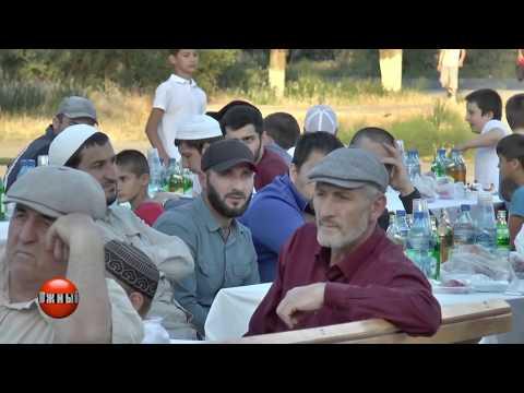 Общегородской ифтар прошел в Южно-Сухокумске