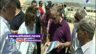 عزة مصطفي في «جبل الجلالة» .. فيديو