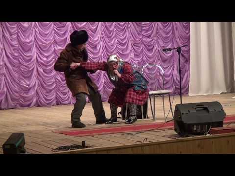 Ури-бери Орина но таксист. Удмурт концерт Кияса РДК-ын