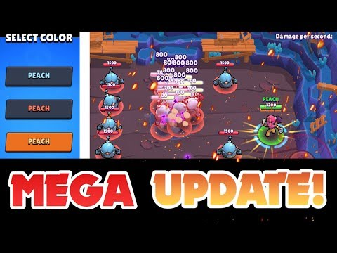 UPDATE HYPE! | Don't Miss THIS In The NEW Brawl Stars