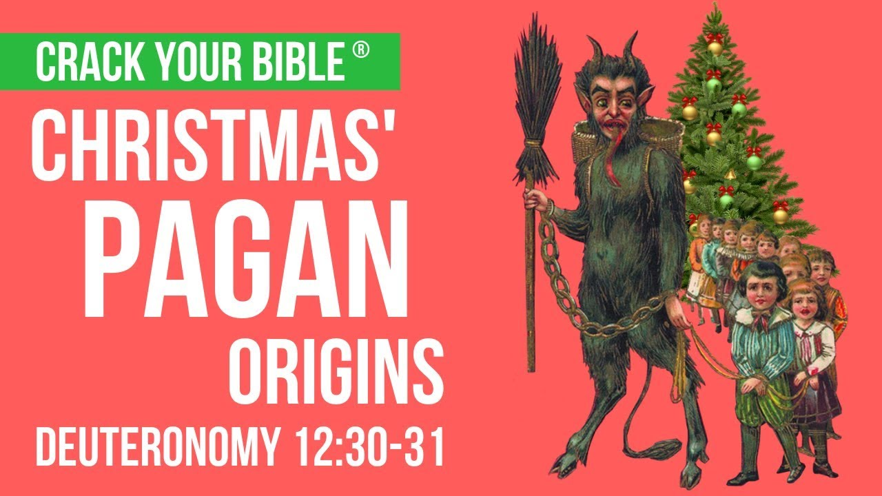 Christmas Is A Pagan Holiday.Should Christians Celebrate Christmas Christmas Chanukah