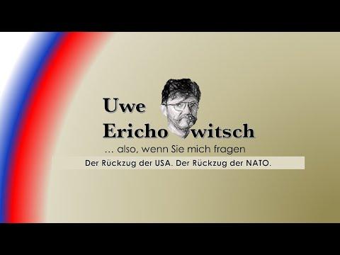 Der Rückzug der USA Der Rückzug der NATO
