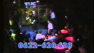 Robotic dance on ITV Telethon '90