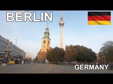 GERMANY TRAVEL VLOG | Berlin Walking Tour | Berlin TV Tower, City Centre, Berliner Fernsehturm