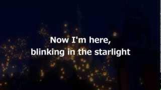 "Lyrics: ""I See the Light"" (Disney's Tangled)"
