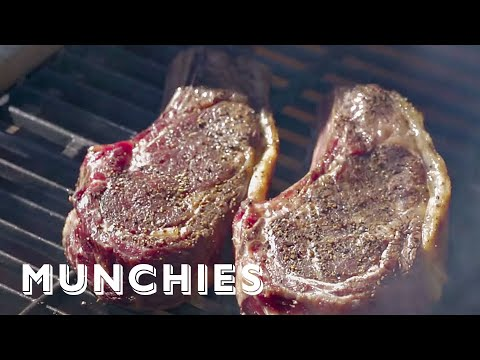 How to Grill a Rib-Eye