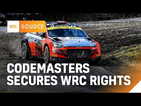 Codemasters secures WRC rights | VGC Source
