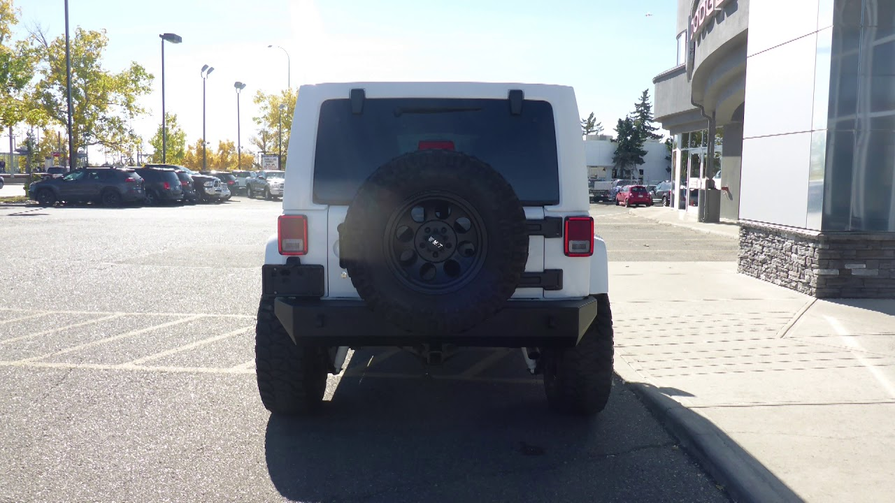 2013 Jeep Wrangler Unlimited Sahara for John - Eastside Dodge ...