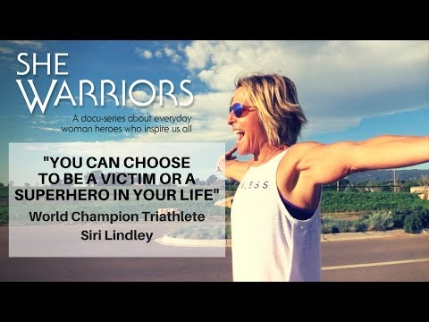 OVERCOMING OCD TO TRIATHLON WORLD CHAMPION-Triathlon|Siri Lindley