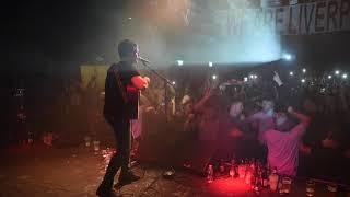 Jamie Webster / BOSS Night -  Dirty Old Town / Virgil Van Dijk Song - Button Factory Dublin 02.02.19