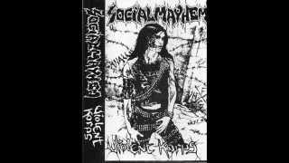 Social Mayhem - Violent Korps (1989) italian thrashcore