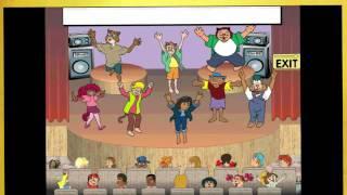 Rock Roll Bounce Shake I