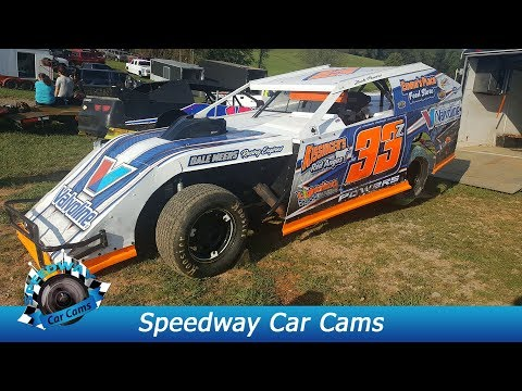 #33Z Zach Powers - Open Wheel - 9-3-17 Tazewell Speedway - In Car Camera