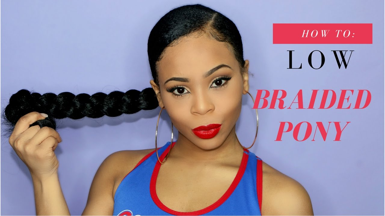 Black Ponytail Hairstyles For Any Weave Or Hair Texture