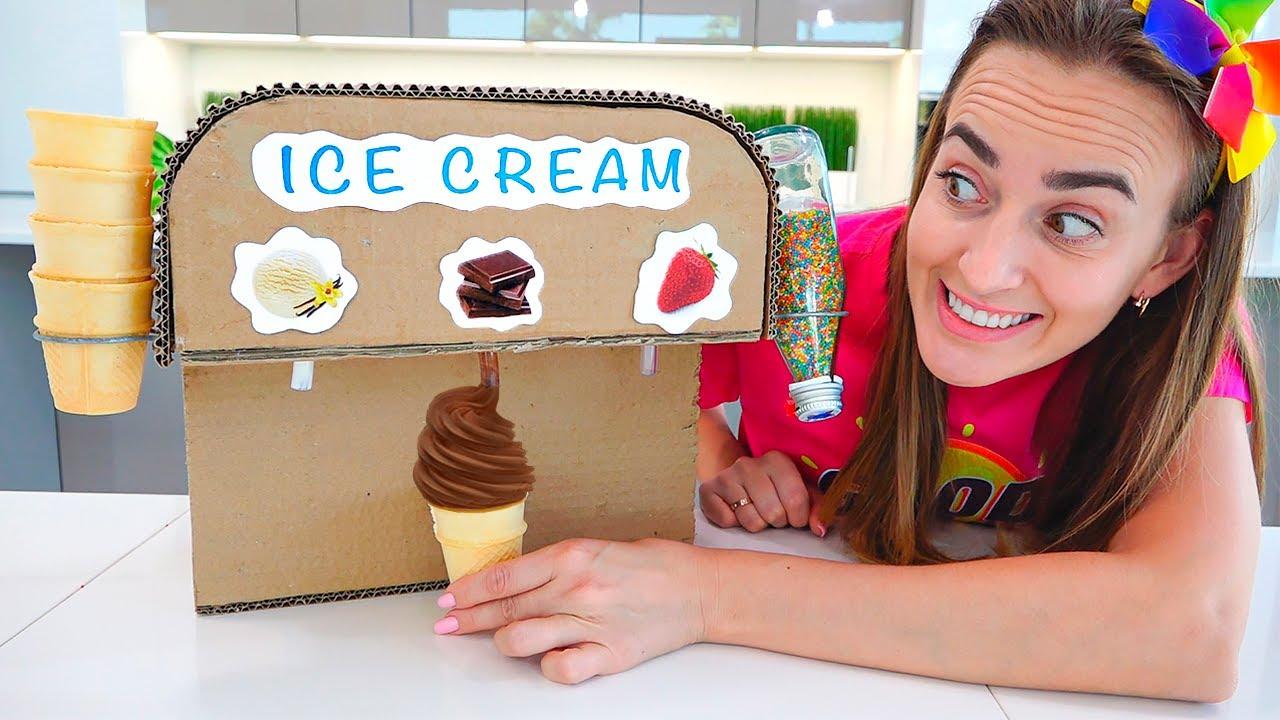 Download Vlad et Niki Ice Cream & Melon d'eau Défi pour maman