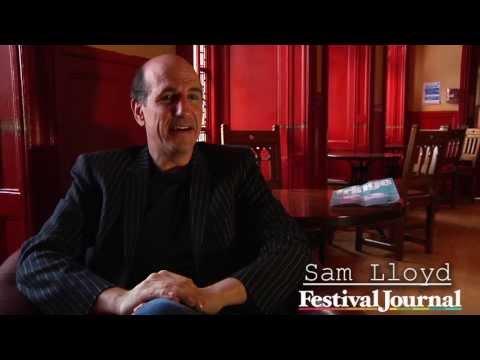 Sam Lloyd Edinburgh Fringe 2013