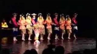 Tari Dinggu (Festival Tarian Daerah)