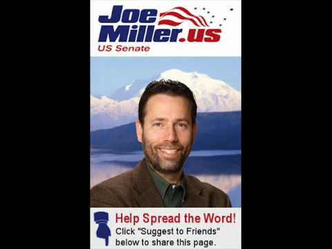 Sarah Palin Radio Interviews Joe Miller