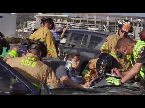 San Diego: Major Injury Crash 05132018
