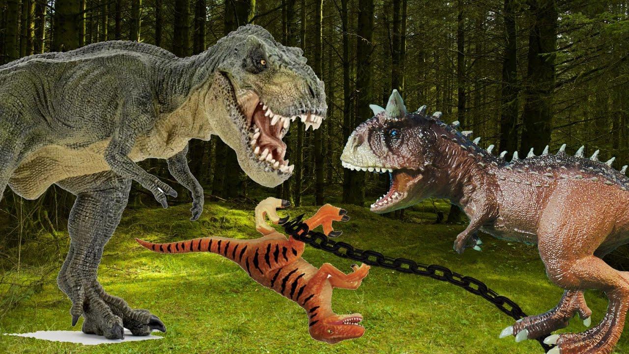 фильм в 3d про динозавров