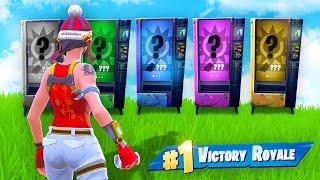 Vending Machine *ONLY* in Fortnite