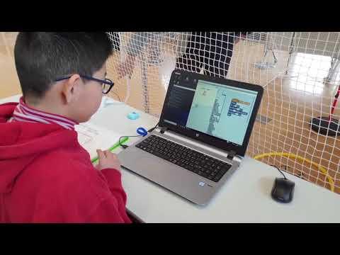 画像2: ドローンサーカスプログラミング www.youtube.com